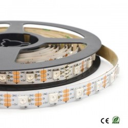 LED strip 5 meters RGB WS2812B addressable 30 Pixels Per meter, 5 V DC