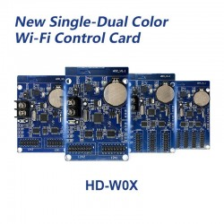 Wi-Fi Single-dual Color ControllerW02