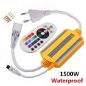 WATERPROOF LED STRIPS CONTROLLER 220V