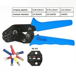 Crimping Press Pliers Multifunction