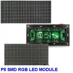 Outdoor SMD Full Color P8 Modul